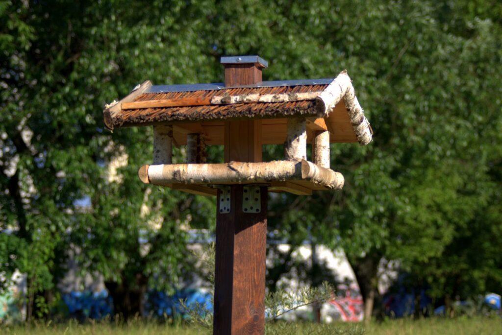 Bird Feeding Tray